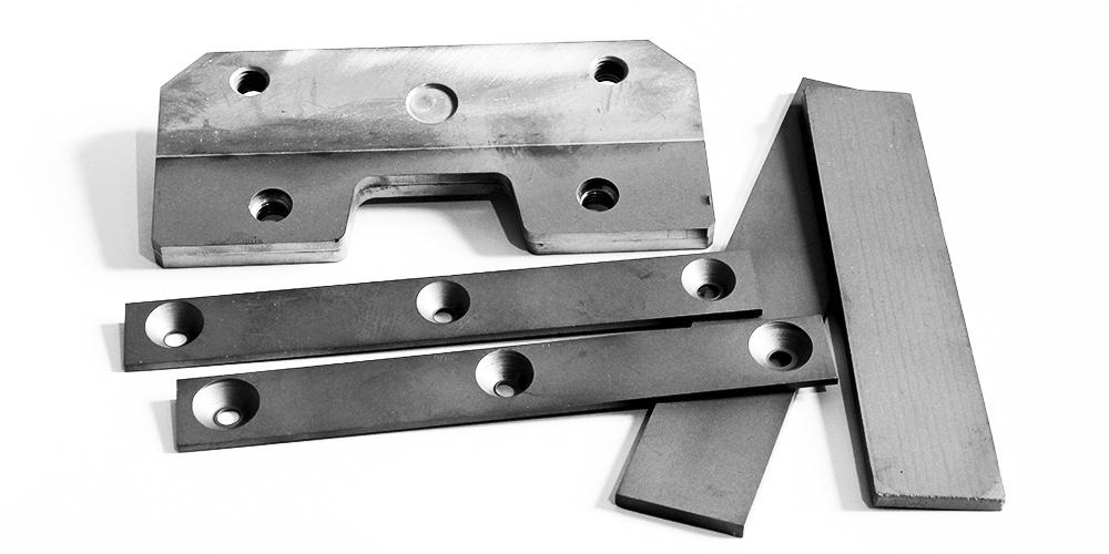Coltelli da taglio in metallo duro - Prodotti antiusura - Outils
