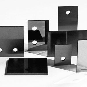 Coltelli da profilare in metallo duro - Lavorazione legno e pietra - Outils