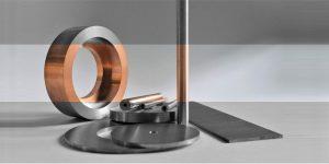 Elettrodi WCu leghe di tungsteno Outils