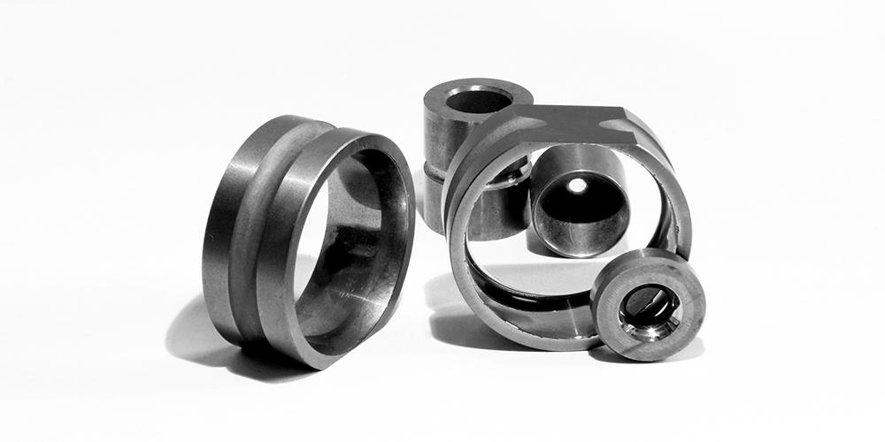 Boccole rettificate in metallo duro - prodotti su disegno cliente - Outils