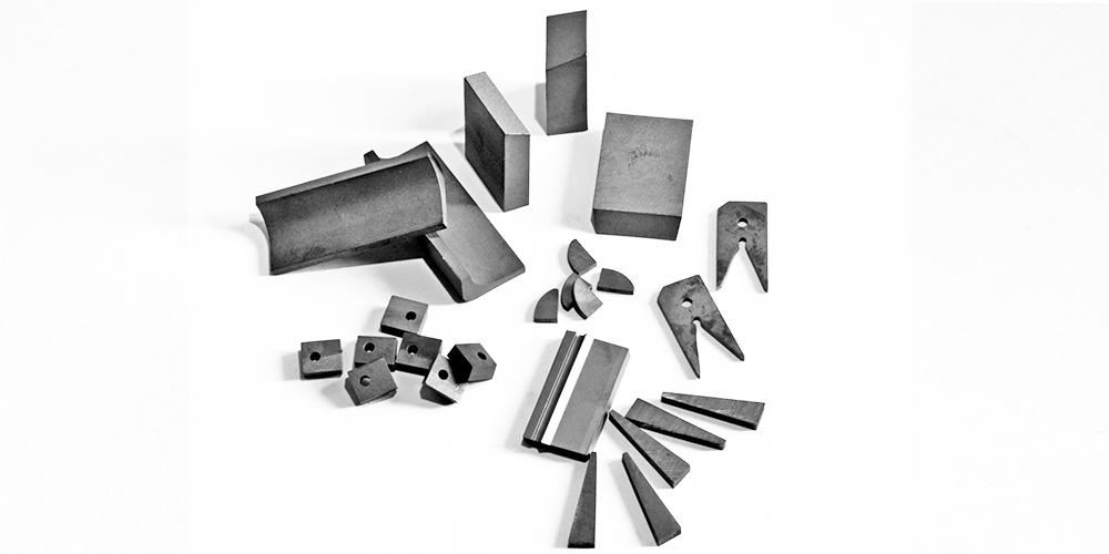 Utensili e particolari in metallo duro - Prodotti antiusura - Outils