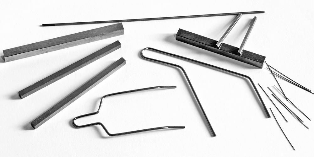 Tungsteno puro - Wolframio elevata resistenza alle alte temperature - Outils