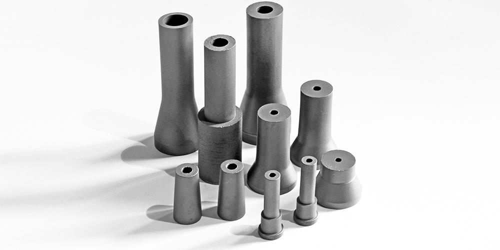 Ugelli per sabbiatrici in metallo duro - Prodotti antiusura - Outils