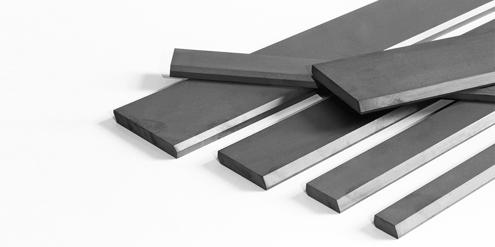 Barrette in metallo duro - Lavorazione legno e pietra - Outils