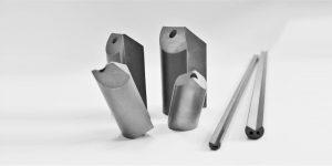 Punte a cannone in metallo duro - Lavorazioni industriali meccaniche - Outils
