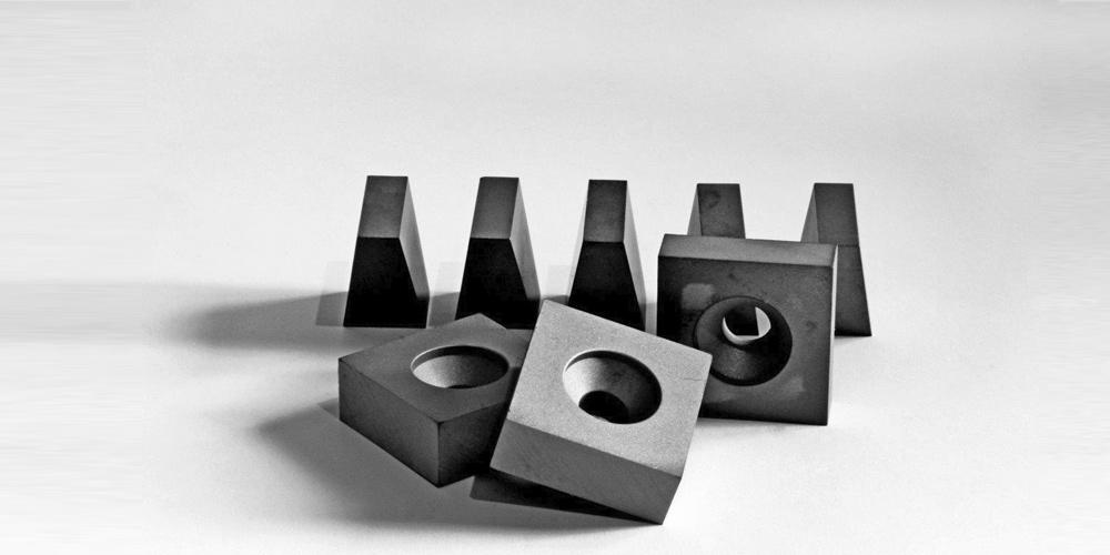 Coltelli e placchette in metallo duro - Prodotti antiusura - Outils