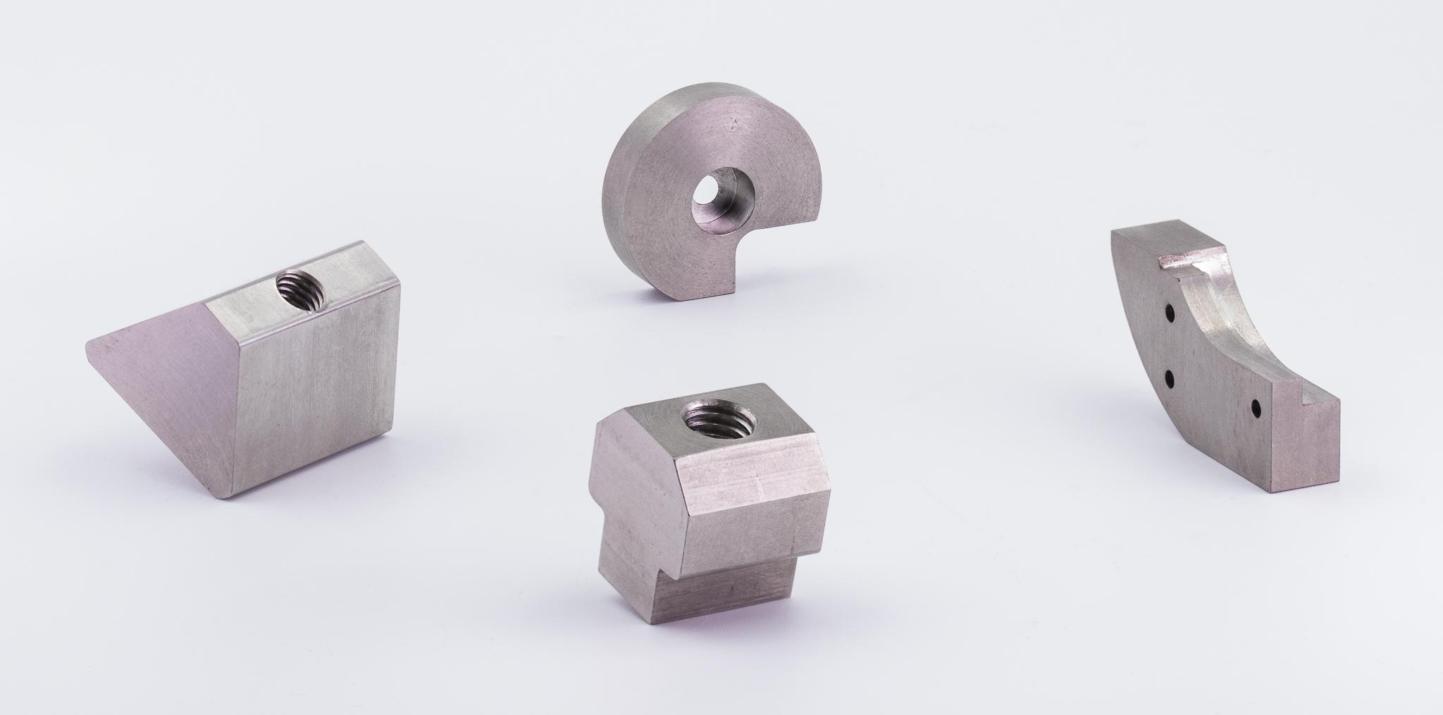 Heavy tungsten alloy